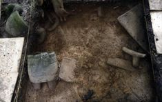 Newly discovered artifacts at ancient ruins in Honduras believed to be the legendary 'White City'. Just three days into excavations at archaeological ruins in the jungle of Honduras - believed to be the legendary 'White City' – and researchers have already unearthed a dozen ancient artifacts which may serve to shed light on the mysterious civilization that once inhabited the region.