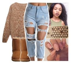 """hey(say it back)"" by daeethakidd ❤ liked on Polyvore featuring Relaxfeel and UGG Australia"