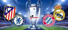 La porra de Semifinales de la UEFA Champions League