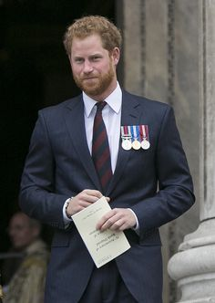 Prince Harry's Sexy Scruff Basically Needs Its Own Royal Guard at This Point