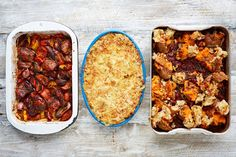We've rounded up our favourite super simple traybakes and oven-baked dinners to…