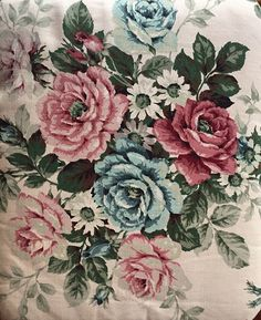 This is the original fabric on my lounge suite - still intact under our quick, short-term makeover