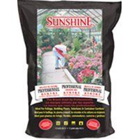 Sungro Horticulture Sugrpg2.5 2-1/2-Cubic Feet Sungro Sunshine Professional Growing Mix For Plants, 2015 Amazon Top Rated Garden Soil #Lawn&Patio