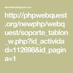 webquest. La última cena