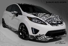 "Doug Breuninger: What do you do when you cant do an actual ""sharpie art car"" ?"