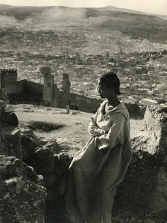Africa: Amazigh Berber boy, Morocco