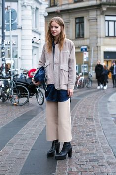 They Are Wearing: Copenhagen Fashion Week - Slideshow