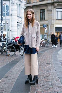 They Are Wearing: Copenhagen Fashion Week - Slideshow