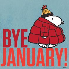 Last day of January.