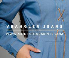 Wonderful Vrangler Jeans Dress at www.modestgarments.com / Casual 🌹🛍 #modestgarments #hijabstyle #hijabfashion #modest #muslimawear… Jeans Dress, Hijab Fashion, Muslim, Casual, Instagram, Dresses, Vestidos, Islam, Dress