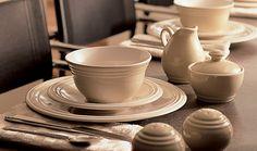 Cappuccino Bread & Butter and Dessert Plate | Dinnerware