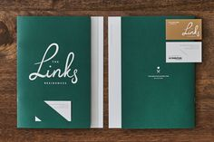 The Links by Infinity Properties - Free Agency Creative Sales Center, Print Design, Graphic Design, Brochure Design, Vancouver, Infinity, Branding, Creative, Free