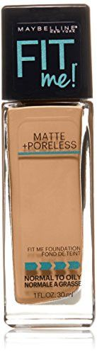 HOT Item in demand Maybelline New Yo.... Take a look http://sabamallexpress.com/products/maybelline-new-york-fit-me-matte-plus-poreless-foundation-true-beige-1-fluid-ounce?utm_campaign=social_autopilot&utm_source=pin&utm_medium=pin