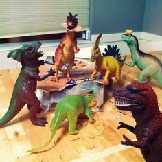 Plastic Dinosaurs, Funny Poses, Parenting Done Right, Parenting Advice, Preschool Age, Preschool Themes, Toy Organization, New Toys, Children's Toys