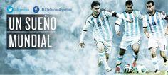 La selección argentina tiene su cuenta de Twitter de cara al próximo mundial de Brasil 2014 http://www.brasilesmundial.com/cual-es-la-cuenta-de-twitter-de-la-seleccion-argentina-para-brasil-2014.html