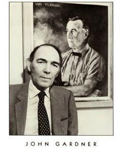 † John Gardner (November 20, 1926 - August 3, 2007) British journalist, writer and theatre critic.