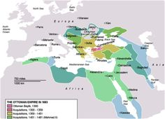 Early Modern Empires (1500-1800). Good on power outside of Europe