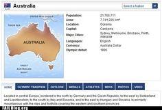 Australia FAIL. Didn't notice you left Australia