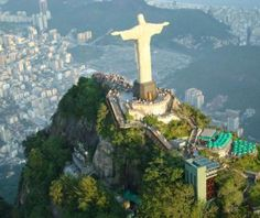 Cristo Redentor On Corcovado, is one of the best things to see in Rio De Janeiro, Brazil. Check out reviews, ratings, photos & more at Triphobo.Com