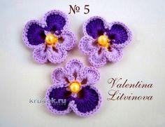 Master - clase de pensamientos Valentiny Litvinovoy de flores