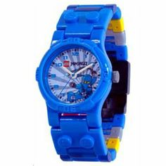 Ninjago Masters of Spinjitzu Lego Watch 9003110 32 Pcs by LEGO. $21.48. Battery operated. ages 6+. Lego Watch. Build and design your own. water resistant to 165 feet. Ninjago Masters of Spinjitzu Lego Watch 9003110 32 Pcs