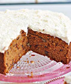 Polish Recipes, Polish Food, Let Them Eat Cake, Vanilla Cake, Banana Bread, Food And Drink, Healthy Recipes, Maki, Free
