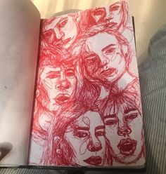 Love this sketchbook inspiration, 2019 art sketchbook, drawings ve art draw Arte Sketchbook, Sketchbook Inspiration, Sketchbook Ideas, Sketchbook Layout, Inspiration Design, Art Hoe, Aesthetic Art, Aesthetic Drawings, Love Art