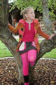 Herbstkombi mit Querida von Farbenmix.