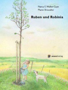 루벤과 로비니아 | 2013년 봄 출간예정, 32페이지 |   나무는 살아 있다…그들도 서로 사랑할까?  루벤이라는 나무가 한 그루 있다. 어린 소녀 엘라는 루벤이 홀로 서 있는것이 안쓰러워 다른 나무 한 그루를 옆에 심어준다. 그리고 로비니아라는 이름도 지어준다. 나무 로비니아는 무럭무럭 자란다. 루벤의 나무가지가 길게 뻗어 그림자를 만들어 햇볕을 못 받은 로비니아가 자라지 못하자 루벤은 점점 높이 자란다. 이렇게 서로 함께 잘 자랄 수 있도록 배려하면서 루벤과 로비니아, 두 나무는 아름다운 나무로 자란다.  성장하기 위해 서로가 필요한 것이 무엇인지 침묵속에 배려해 주는, 그래서 함께 커 갈 수 있었던, 두 나무의 아름다운 모습을 담았다.