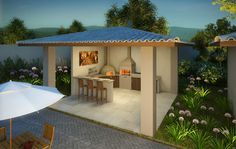 fotos de quiosques residenciais - Pesquisa Google