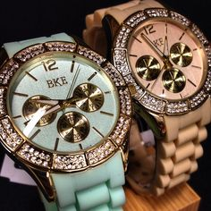 Sparkly BKE watches