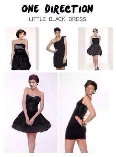 And that's why directioners shouldn't Photoshop