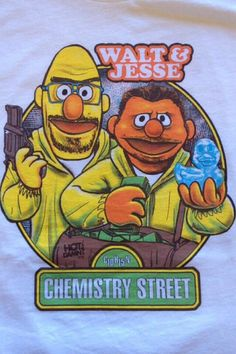 ♪♪Can you tell me how to get, how to get to Chemistry Street?♫♫