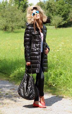 Lovely Moncler coat