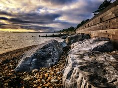 Lepe Beach by PaulEmmingsPhotography  on 500px