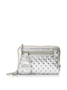 Halston Heritage Women's Wallet Clutch, Silver at MYHABIT