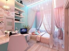 Спальня, которую хотят большинство девочек-подростков  Pink bedroom for little princess  #tisa #tisamebli #design #style #interior #lightinterior #whitecolour #bedroom #lightbedroom #spring #lightfurniture #furniture #bedroomforgirl #тиса #мебель #тисамебель #спальня #спальнядлядевочки #весна #светлаяспальня #scope Reposted Via @mebel.klassnogo.disayna