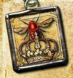 Bee & Crown