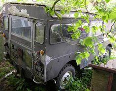 "Land Rover 88 Series One SWB WRU 848B 88"""