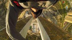 GoPro: Benidorm BASE Jump with Jokke Sommer