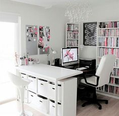 Home office ... I love!