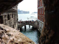 Sóhajok hídja,  Ponte dei Sospiri Venice, Venice Italy