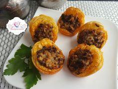 Blätterteig - Hackfleisch Muffins / Milföylü - Kiymali Muffin REZEPT/TARIF: https://www.youtube.com/watch?v=cijObdUcgWk