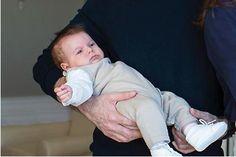 Prince Sinan Aga Khan, né en 2017, Petit-fils du prince Karim Aga Khan IV (chef spirituel des ismaéliens)