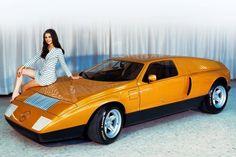 Back to the Future: Mercedes-Benz C 111   Autonieuws - AutoWeek.nl