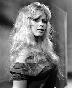 Brigitte Bardot, the greatest myth ever produced in France Brigitte Bardot, Bridget Bardot, Jacques Charrier, Bardot Hair, Romain Gary, French Actress, Glamour, Famous Women, Old Hollywood