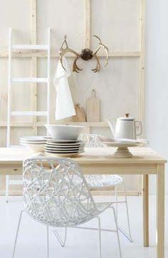 living room, white