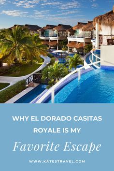Here's why El Dorado Casitas Royale is my favorite resort for adults. This romantic honeymoon resort is perfect for couples looking for a luxurious vacation. Romantic Honeymoon, Romantic Getaway, Group Travel, Luxury Travel, The Places Youll Go, Travel Destinations, Travel Photography, Tropical Vacations, Cheap Tickets