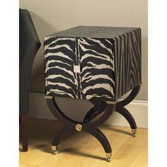 Superior Zebra Print Chest By Hooker Furniture   Http://www.interiors Furniture.com/  | Fresh On Our Floor | Pinterest | More Hooker Furniture Ideas