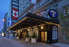 The Ritz-Carlton Montreal: Past meets future at this classic hotel with an impeccable restaurant by Daniel Boulud